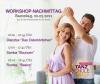 Workshop-Nachmittag am 20.03.2021